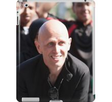Wayne McGregor iPad Case/Skin