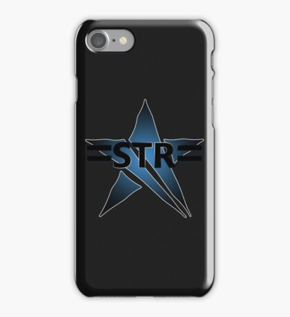 The Shattered Star (Alt) iPhone Case/Skin