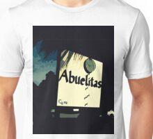 Abuelitas Mexican Restaurant Sign Unisex T-Shirt
