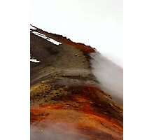 ~ MT ETNA ~ Photographic Print