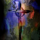 Cross with crown. by andy551
