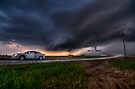 Storming over the Rental Car by MattGranz