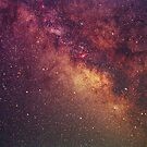 Sagittarius in the Summer Milky Way by outcast1