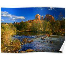 Cathedral Rock, Sedona, Arizona Poster