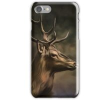 Deer. iPhone Case/Skin