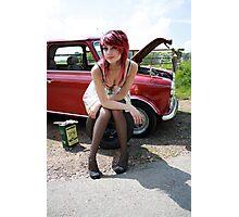 josie 10 Photographic Print