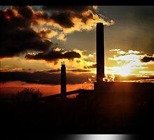 electrik sunset .... by SNAPPYDAVE