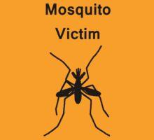 Mosquito Victim by Peter Pesta