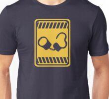 [blox] handcuffs Unisex T-Shirt