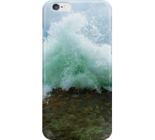 an awesome wave iPhone Case/Skin