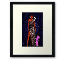 Dancing Queen Framed Print