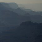 Grand Canyon from Desert View by LizzieMorrison