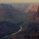 Grand Canyon Colorado River by LizzieMorrison