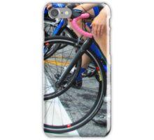 Leg Sweat  iPhone Case/Skin