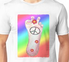 peace and love! Unisex T-Shirt