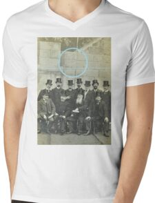 Victorian Gentlemen Blue T-Shirt