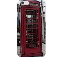 Pompey Phonebox iPhone Case/Skin