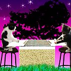 Double Kitty Score by ValeriesGallery