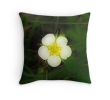 Pure Brilliance Throw Pillow