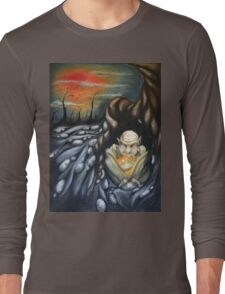i have withdrawn Long Sleeve T-Shirt