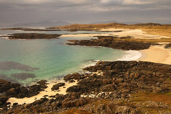 Sanna Bay, Ardnamurchan, Highland, Scotland by James Paul