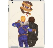 Until The End of The Line [EXPIRES: 12/31] iPad Case/Skin
