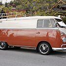 VW At It's Finest by Gregory Ewanowich