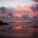 Red Dawn - Etty Bay Qld by Blackie