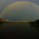 Under the Rainbow by Dave Parrish
