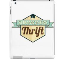 Summoners Thrift iPad Case/Skin