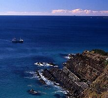 Sea View, Forster, New South Wales, Australia 2000 by muz2142