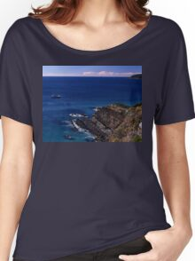 Sea View, Forster, New South Wales, Australia 2000 Women's Relaxed Fit T-Shirt