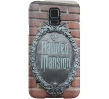 Haunted Mansion Samsung Galaxy Case/Skin