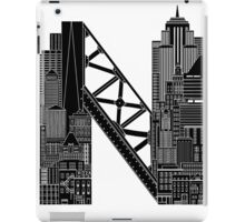 NYC iPad Case/Skin