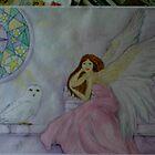untitled angel by dianalynn