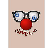smile! Photographic Print