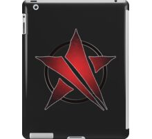 The Shattered Star (Red Alt) iPad Case/Skin