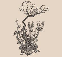 Wating for Alice by Octavio Velazquez