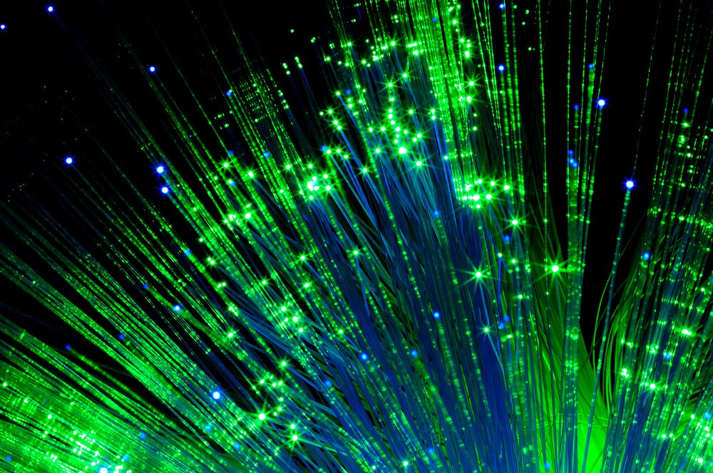 Fiber Optics by Derek McMorrine