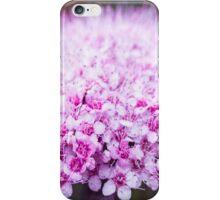 I love flowers iPhone Case/Skin