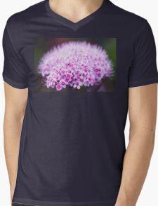 I love flowers Mens V-Neck T-Shirt