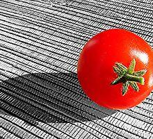 Fresh from garden by Robin Nellist