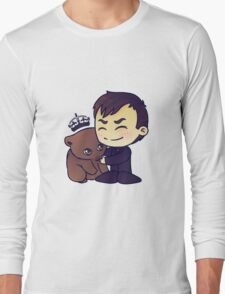 Crowley Adopts A Wombat Long Sleeve T-Shirt