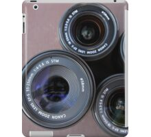 Life through a Lens iPad Case/Skin