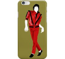 Thriller iPhone Case/Skin