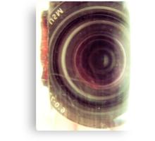 Nikon Canvas Print
