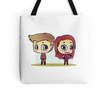LARP and the Real Girl Tote Bag