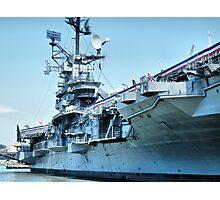 Pier 86 Photographic Print
