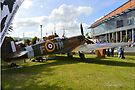 The Ulster Spitfire by oulgundog