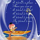 Friends by Rainy